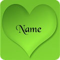 Hearty Names Live Wallpaper APK for Bluestacks