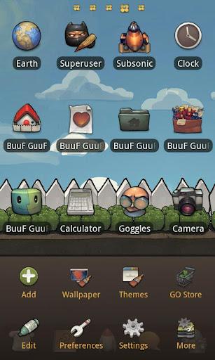 玩免費個人化APP|下載BuuF GuuF - 囲碁すぐADWTheme app不用錢|硬是要APP