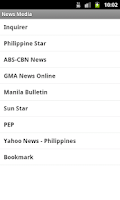 Screenshot of Balita