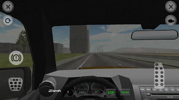 Screenshot of Extreme Offroad Simulator 3D