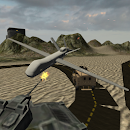 Drone Stealth Fighter 3D icon