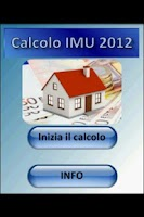 Screenshot of Calcolatore IMU 2012