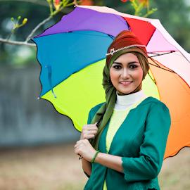 by Mochamad Iskandar - People Portraits of Women