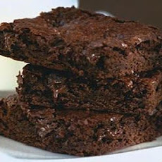 Triple-Chocolate Fudge Brownies