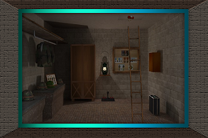 Screenshot of Cadet Escape