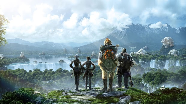 Final Fantasy XIV: A Realm Reborn heading to PS4 in April
