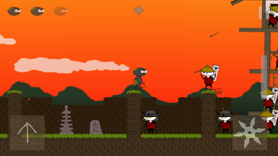 Ninja-Zombie - screenshot