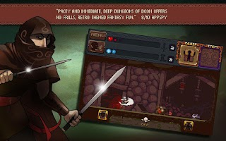 Screenshot of Deep Dungeons of Doom