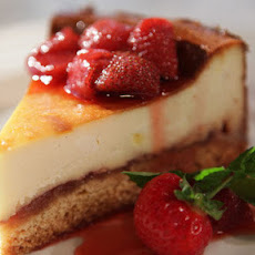 Cream Tea Cheesecake