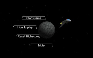 Screenshot of Astrofield