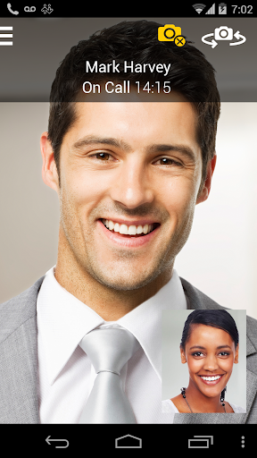 Bria VoIP Softphone SIP Client - screenshot