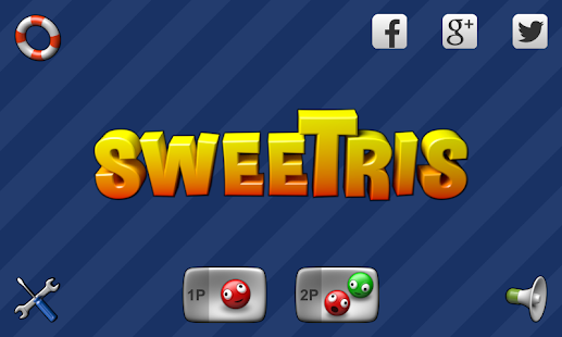SWEETRIS - screenshot