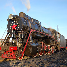 From Russia with Love? by Paul Nelson - Transportation Trains (  )