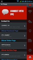 Screenshot of PPC Builder's App