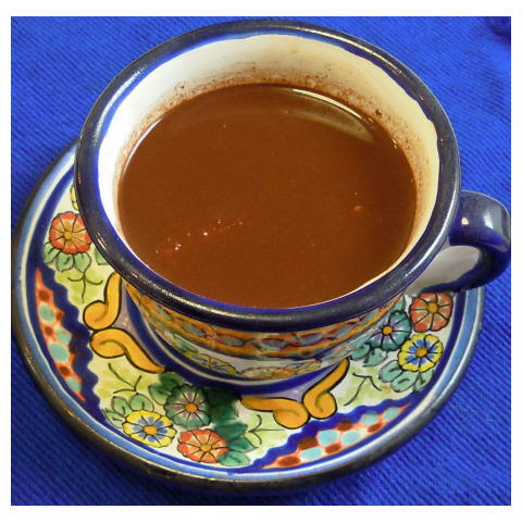 Joan's Mexican Coffee