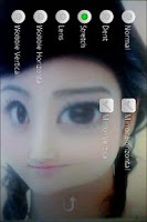 Screenshot of aniCamera: Take Funny Pictures