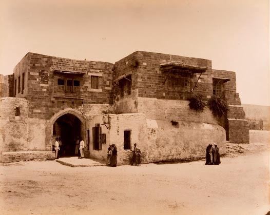 Gaza Courthouse