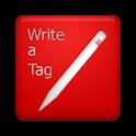 Write A Tag DONATE icon