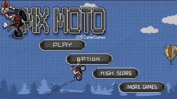 Screenshot of MX Moto