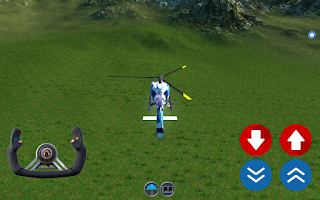 Screenshot of Helicopter Game 3D