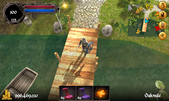 Screenshot of Daggervale