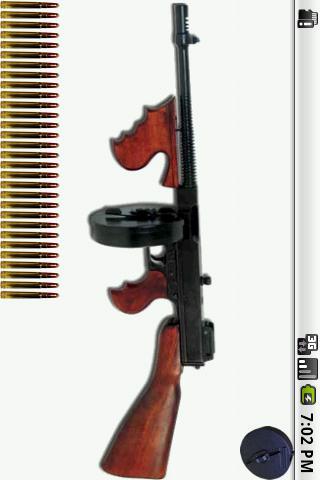 湯普森衝鋒槍槍