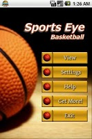 Screenshot of Sports Eye - NBA (Lite)