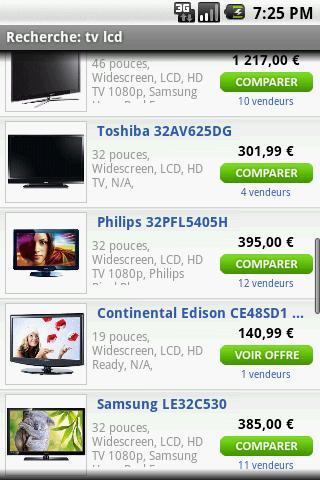 ComparAchat.fr - 購物