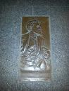 August Saint Gaudens Plaque