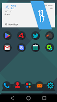 Screenshot of Next Launcher Theme L2D