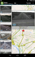 Screenshot of Tri-State Traffic Cameras