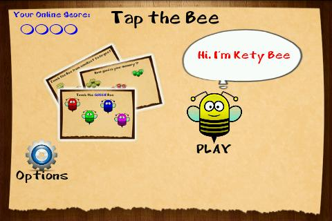 Tap The Bee