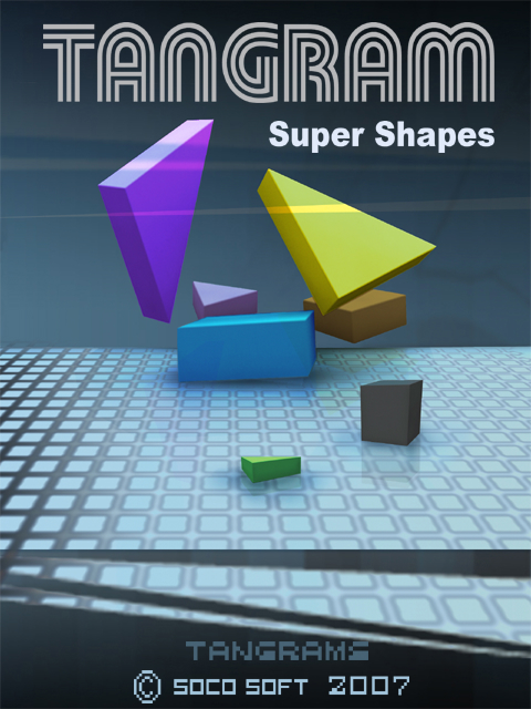 Tangram Super Shapes