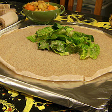 Authentic Injera (aka Ethiopian Flat Bread)