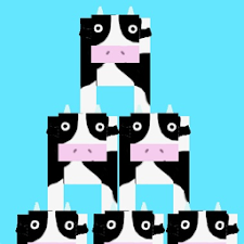 TowerBeko -stacking up cows-
