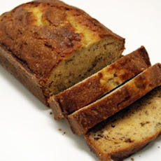 Banana Walnut Buttermilk Bread