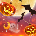 Happy Halloween LWP Trial icon