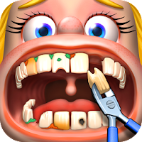 Crazy Dentist - Fun games For PC (Windows And Mac)