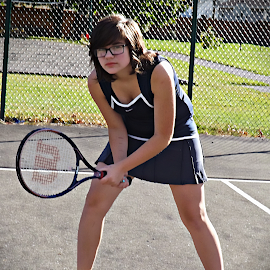 Tennis 2014 by Teresa Brown - Sports & Fitness Tennis ( sports, tennis )