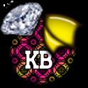 KB SKIN- Diamond BrightPattern icon
