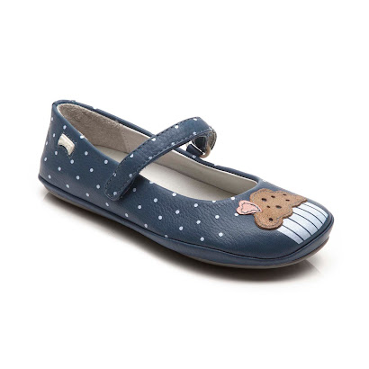 Camper Twin Cupcake Bar Shoe BAR SHOE
