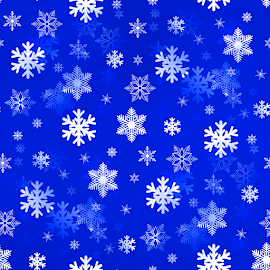 Light Blue Snowflakes by Henrik Lehnerer - Illustration Abstract & Patterns ( snowfall, seasonal, illustration, frost, snowflake, glow, bokeh, backdrop, seamless, cold, flake, snow, card, year, glitter, light, xmas, texture, wallpaper, art, white, holiday, december, winter, season, repetition, festive, graphic, merry, frozen, ice, happy, ornament, celebrate, abstract, decoration, star, snowflakes, christmas, flakes, crystal, new, pattern, blue, color, freeze, background, celebration, blizzard )