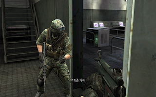 Screenshot of 스페셜포스 퍼스트미션 - FPS 게임