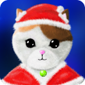 My baby Xmas doll (Luna) icon