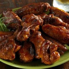 Big Red Woo-Woo Bison Wings
