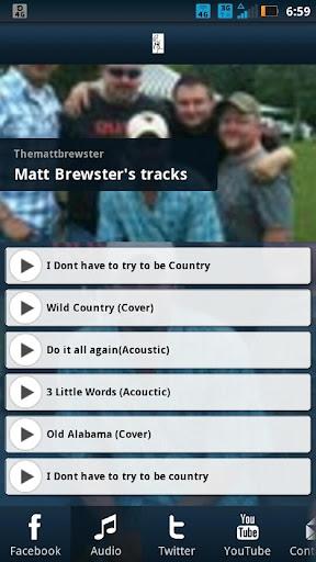Matt Brewster