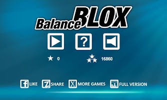 Screenshot of Balance Blox