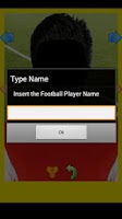 Screenshot of Real Football Player England
