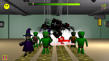 Screenshot of Hordz Face Defense 3D