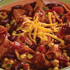 Tortilla Chicken Chili